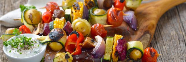 Avantages et plaisirs du barbecue végétarien