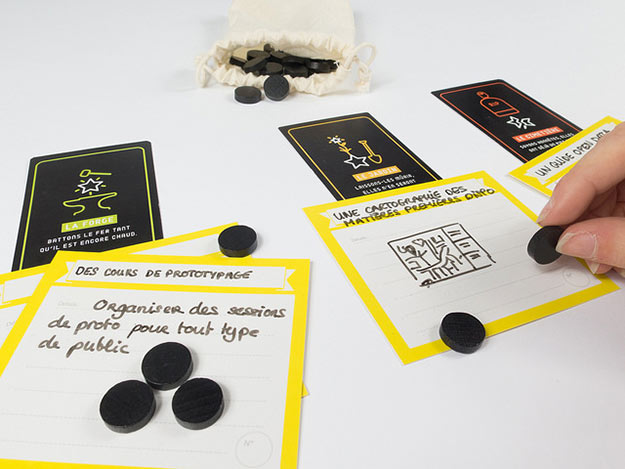 idea maker cartes
