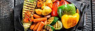 Idées recettes : légumes au barbecue