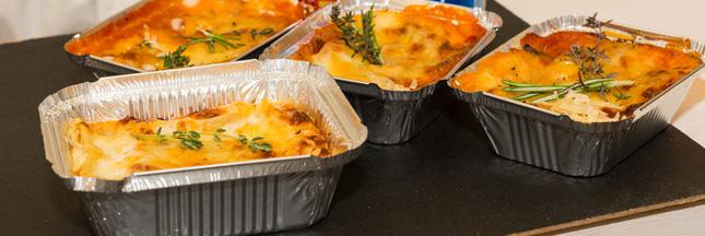 Alimentation : les plats préparés sont un peu plus 'transparents'
