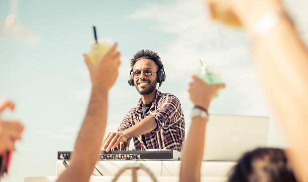 vacances responsables musique forte excès d'alcool