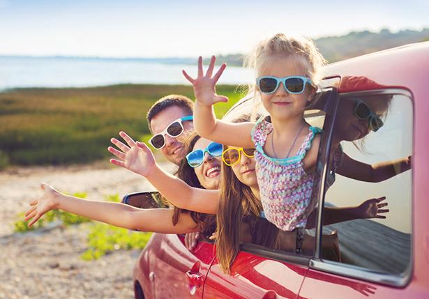 voiture famille française accros