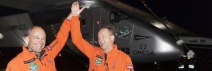 Solar Impulse 2 a bouclé son tour du monde