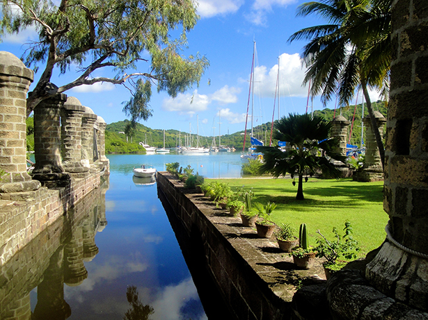 Unesco 2016 chantier naval Antigua Caraïbes