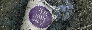 Les Français et les déchets sur l'autoroute