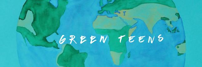 Green Teens, le voyage initiatique d'ados en quête de découvertes