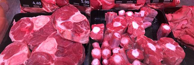 viande rouge, dépression, boucherie
