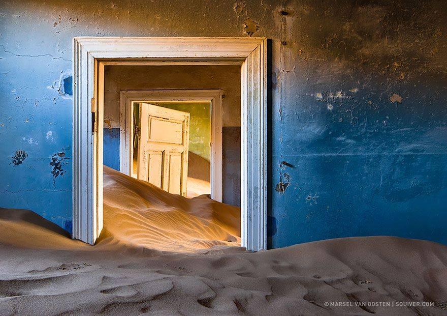 belles photos désert