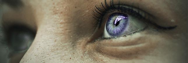 Santé : des chercheurs inventent une cornée artificielle anti-rejet