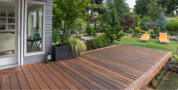 nettoyer terrasse bois