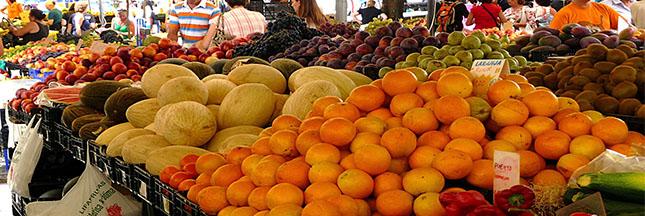 Fruits et légumes : des prix de plus en plus élevés