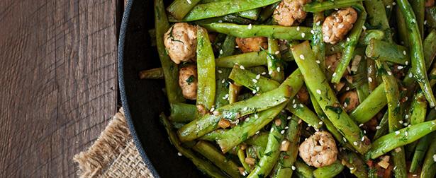 légumes en conserve, légumes congelés nutriments