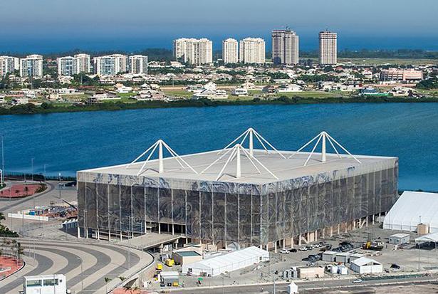 rio 2016 centre aquatique olympique