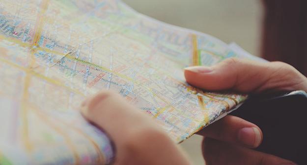 voyager hors saison, plan de route, itinéraire, réservations