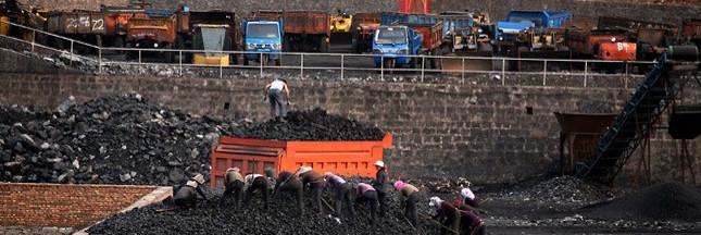 La Chine et l'Inde annoncent la réduction de leur consommation de charbon