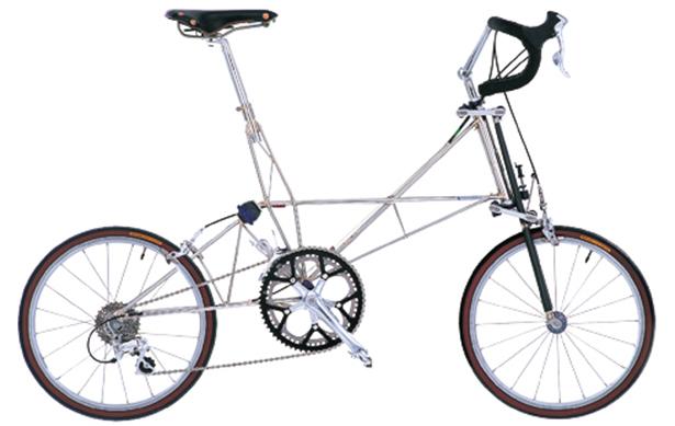 Moulton vélo pliant