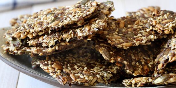 biscuits apéro sans gluten