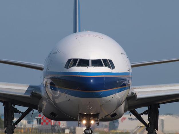 Boeing 777, triple sept, Air France, dégazage de kérosène, fuel dumping