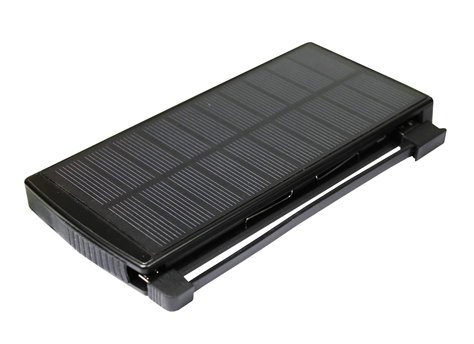 Chargeur Solaire 2 sorties 9000 mAh - I Phone