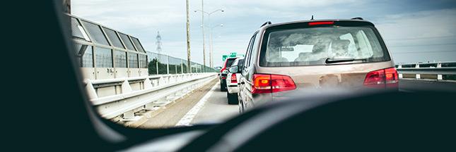 Interdiction de circulation de certaines voitures en ville? Seulement à Paris