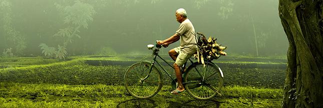 Faire du vélo, c'est perdre 4 kilos