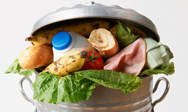 poubelle, gaspillage de nourriture, cantines scolaires, Ademe