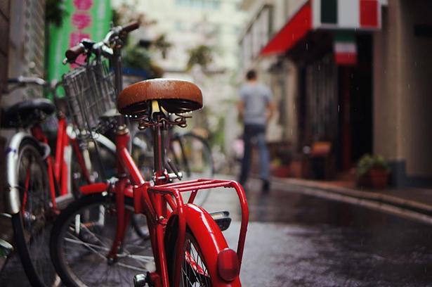 mobilité voiture vélo jeunes
