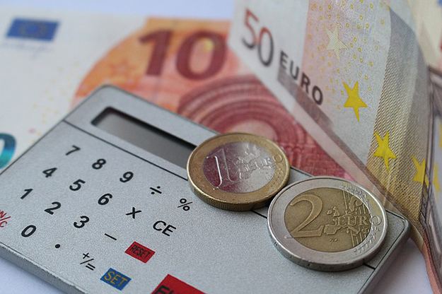 facture, argent, manipulation