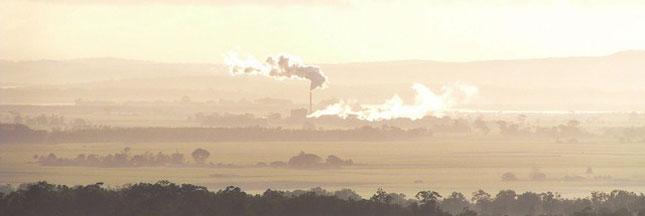 La pollution de l'air coûte 225 milliards de dollars chaque année