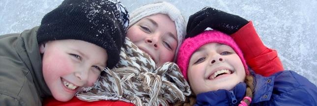 Préparer ses enfants aux assauts de l'hiver : les astuces naturelles