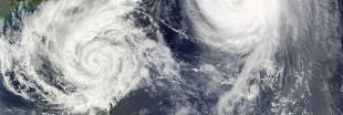 Une tempête subtropicale en France