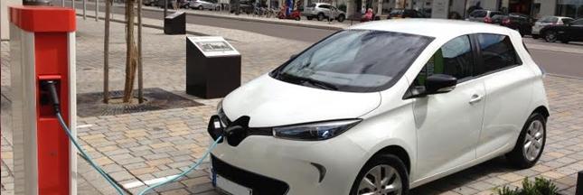 Déjà 100.000 voitures électriques vendues pour Renault