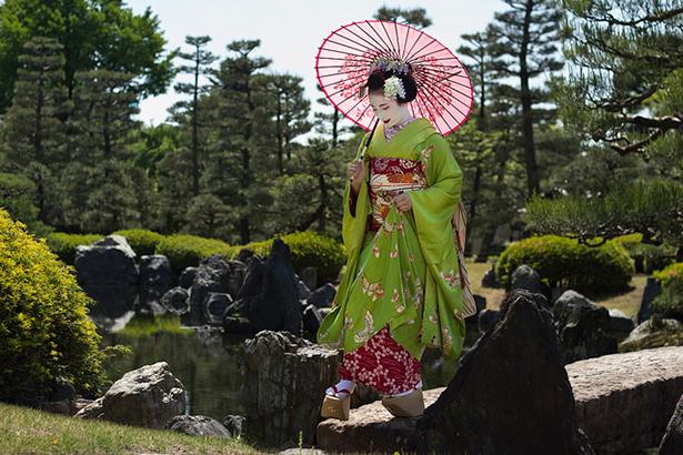 habit traditionnel japonais, kimono, yukata