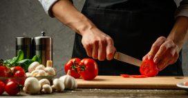 Recette végétarienne: les champignons à la grecque