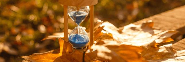 Et si le changement d'heure pouvait nous donner la pêche?