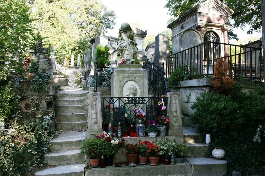 cimetières, cimetière du Père-Lachaise, Paris