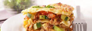 Recette bio : les lasagnes aux légumes