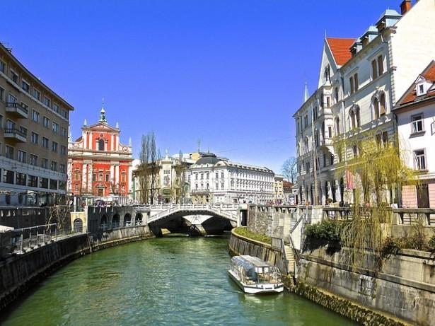 Ljubljana, capitale verte et écolo