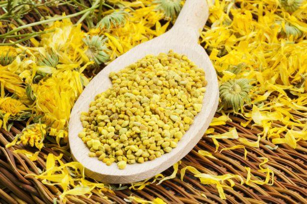 pollen, produits de la ruche, apithérapie