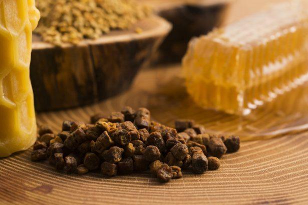 propolis, produits d ela ruche, apithérapie