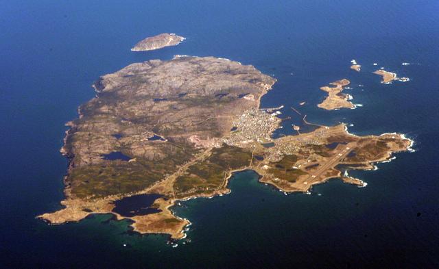 saint pierre et miquelon, île saint-Pierre