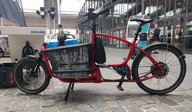 salon Autonomy, Douze Cycles, vélo-cargo, cargo-bike, mobilité urbaine