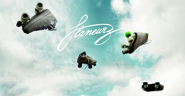 salon Autonomy, Flaneurz, roller, patins à roulette, mobilité urbaine
