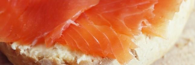 Rappel produit: saumon fumé Norvège Auchan