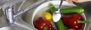 Le bicarbonate de soude : un savon naturel pour vos fruits et légumes