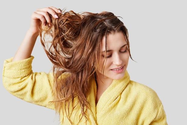 épaissir les cheveux