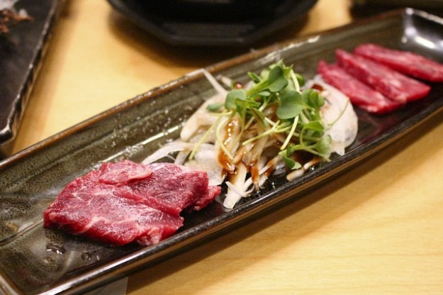 viande maturée, wagyu