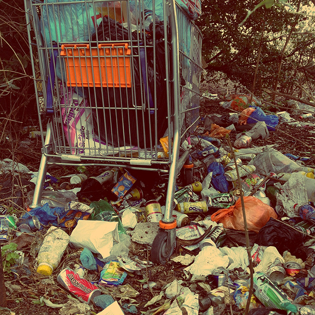dechets, problème environnemental, gaspillage