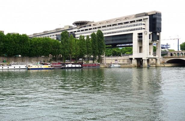 Bercy, Paris, ministère des finances