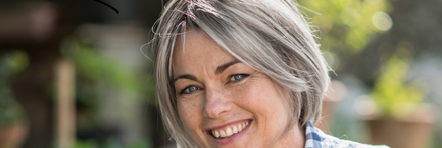 blanchir cheveux gris